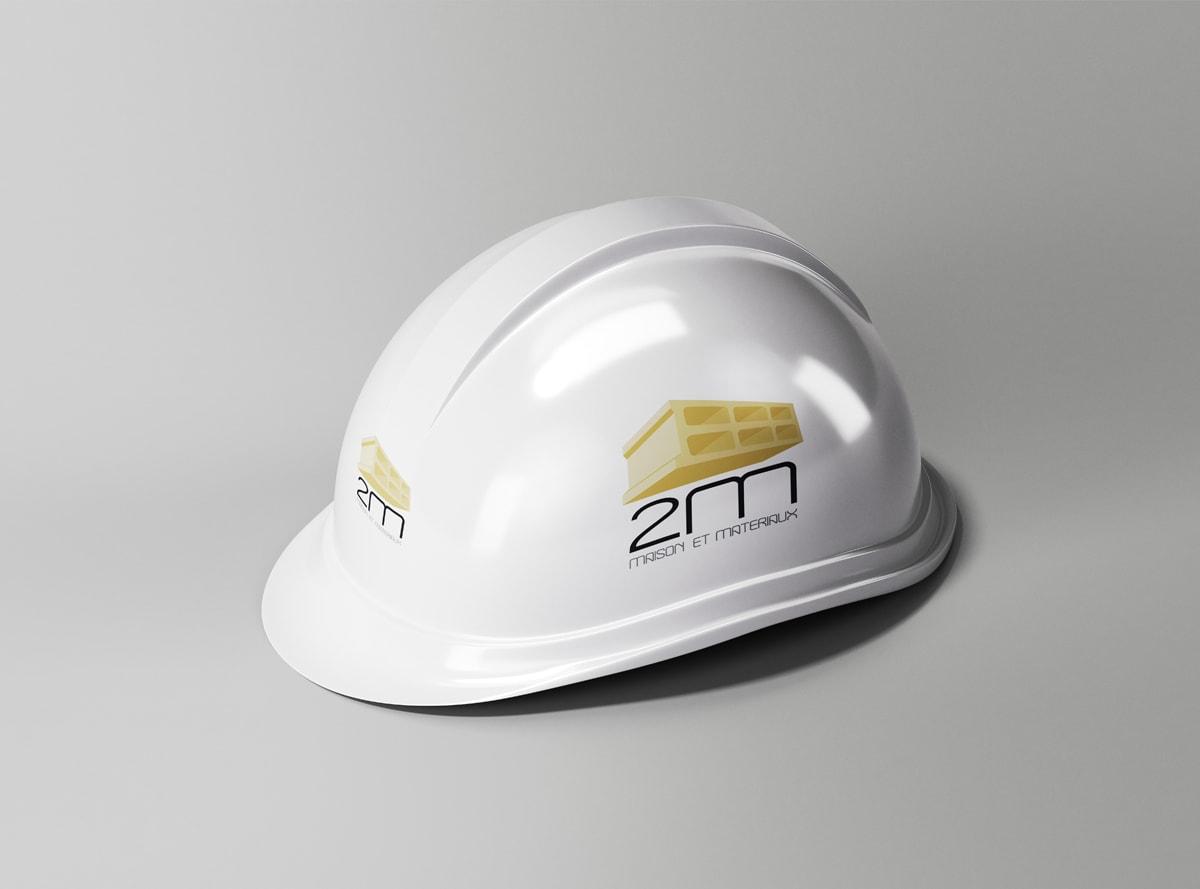 Logo 2M Construction