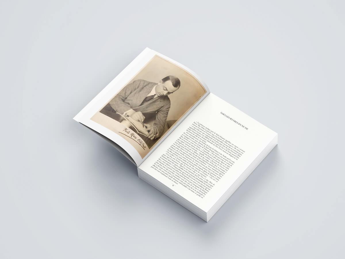 Du vent, du sable et des étoiles - Antoine de Saint Exupéry - Mise en page intérieure complète (hors couverture)