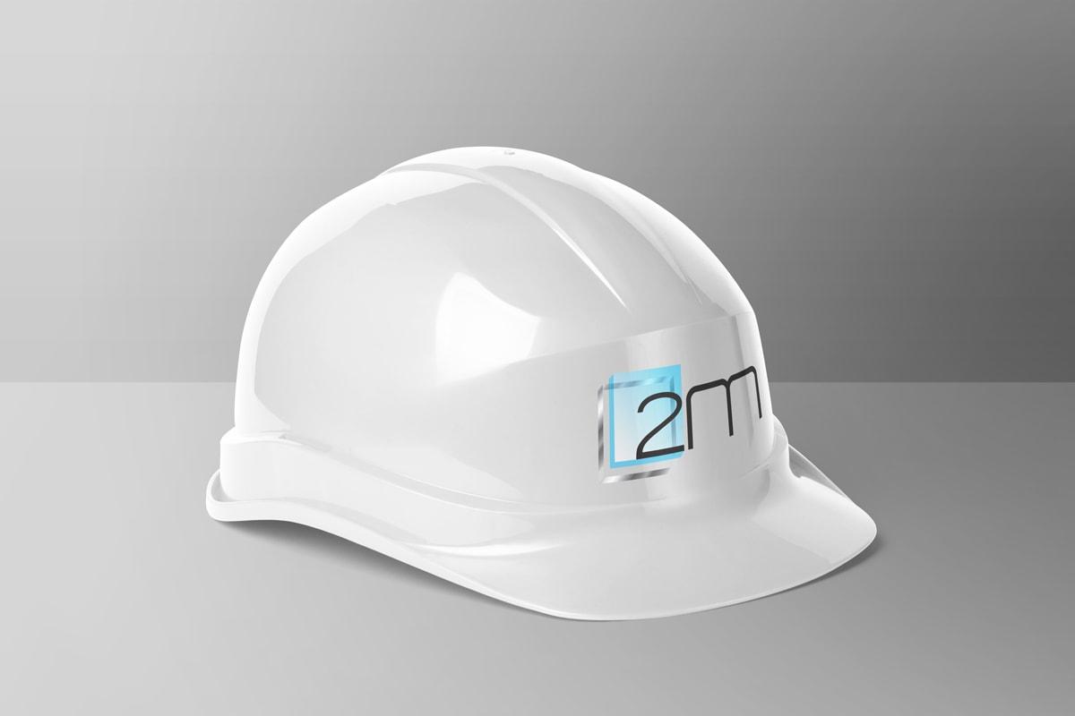 Logo 2M Vitrerie