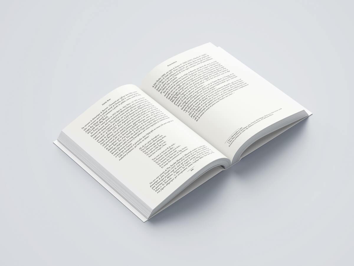 Underworld - William R. Burnett - Mise en page intérieure complète (hors couverture)
