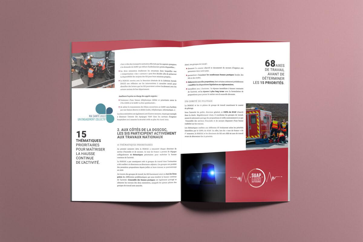 SUAP (Secours d'Urgence Aux Personnes) - Lettre d'informations