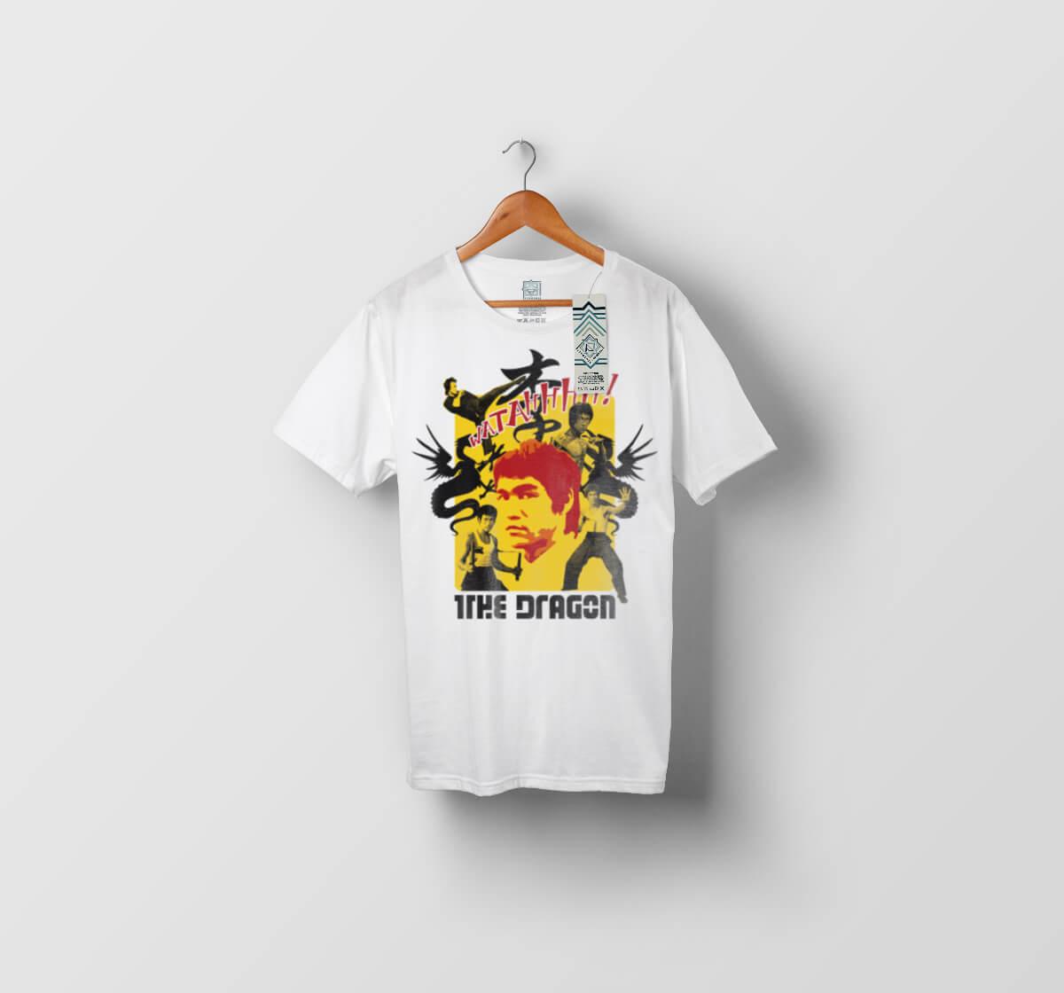 T-shirt The Dragon